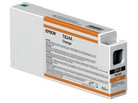 Epson T824A - oranje - origineel - inktcartridge (C13T824A00)