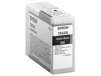 Epson T8508 - dof zwart - origineel - inktcartridge (C13T850800)