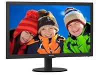 Philips V-line 223V5LHSB2 - LED-monitor - 22