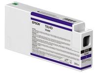 Epson T824D - violet - origineel - inktcartridge (C13T824D00)