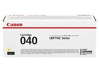 0454C001 CANON LBP710CX TONER YELLOW ST
