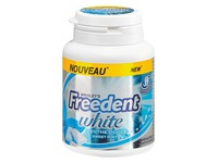 Kauwgom Freedent white spearmint - Doos van 46