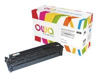 Toner Armor Owa compatibel HP 131X-CF210X hoge capaciteit zwart voor laserprinter