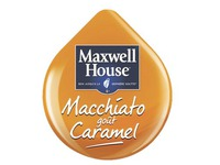 Coffee Latte macchiato caramel Maxwell House for Tassimo - Pack of 8 capsules