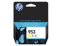 HP 953 - yellow - original - ink cartridge