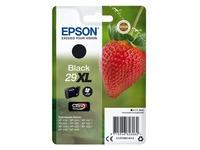 Epson 29XL - XL - zwart - origineel - inktcartridge (C13T29914012)