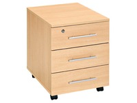 Altys, mobile cabinet, 3 drawers