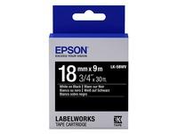 Epson LabelWorks LK-5BWV - etikettape - 1 rol(len) (C53S655014)