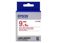 Epson LabelWorks LK-3WRN - etikettape - 1 rol(len) (C53S653008)