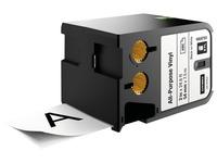 DYMO XTL - etiketten - 1 rol(len) - rol (5,4 cm x 7,5 m)