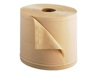 Industrial wiper rolls yellowish - length 300 m