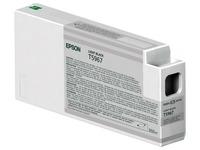 Epson T5967 - lichtzwart - origineel - inktcartridge (C13T596700)
