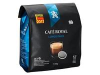 Soft coffee pads Café Royal Lungo Mild - Bag of 36