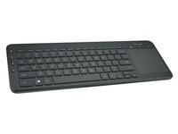 Wireless keyboard Microsoft All in One Media AZERTY