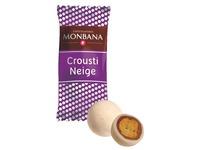 Crousti Neige Monbana - Boîte de 200 sachets