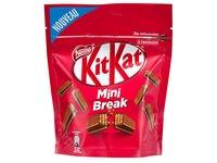 Chocoladerepen KitKat mini - zakje van 104 g