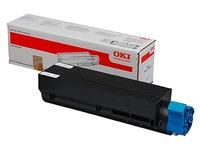 Oki 45807106 toner black for laser printer