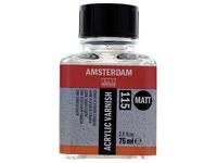 Amsterdam vernis acryl mat, bouteille de 75 ml