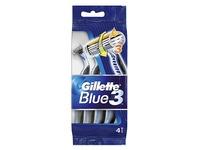 Disposable razors Blue3 Gillette - bag of 4