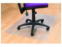 Tapis protège-sol Floortex PVC 120x90cm pour sol dur