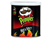 Chips Pringles hot & spicy 40g