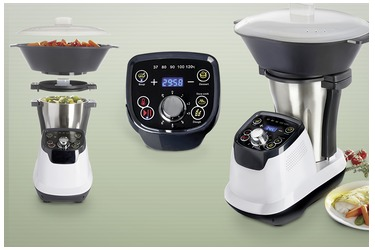 Un robot cuiseur à partir de €49 hTVA taxes, services et timbres