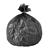 zwart zak vuilbak rommel