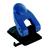 blauwe kantoorperforator